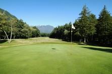 日向山高原 ゴルフコース