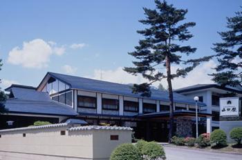 ホテル 山田屋